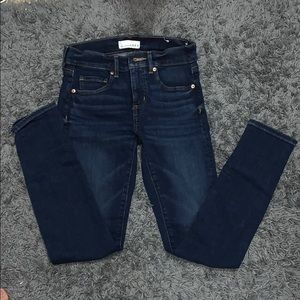 Slim pocket skinny jeans